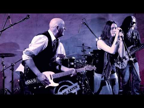 """CALL ME LATER """"Even the Pain"""", live at Studio Wiesenburg"""