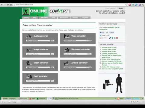 Comment convertir des fichiers sans installer de logiciel