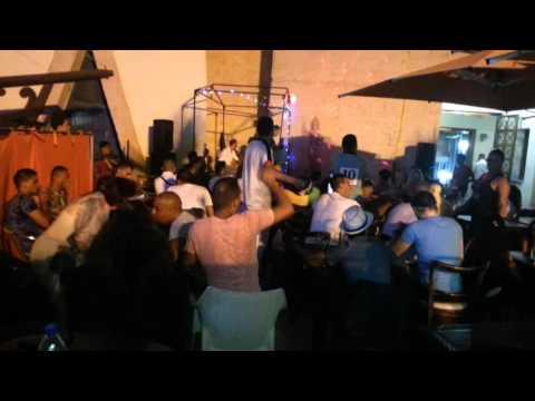Cheb fayçal sghir - Malgré Tfarakna live en Tunisie