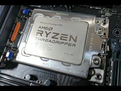 AMD Ryzen Threadripper Install Tips and Tricks - Socket TR4