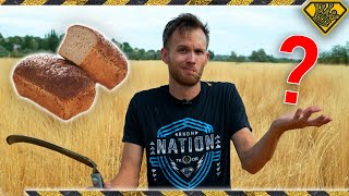 Download Turning Roadside WEEDS Into BREAD Mp3 and Videos