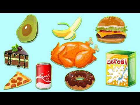 healthy-vs-unhealthy-foods---learning-video-for-kids---part-2