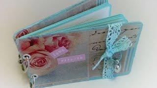 DIY | Mini Livro de Receitas para o Dia dos Namorados