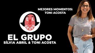 Los mejores momentos de Toni Acosta en El Grupo (Temporada 1)