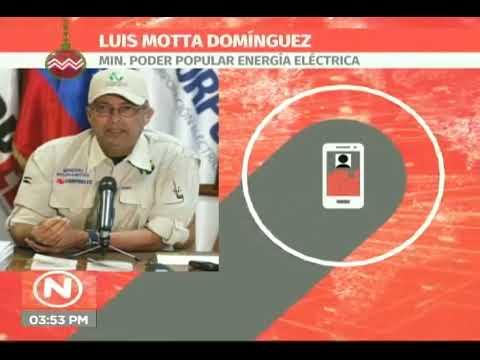 5 torres de electricidad derribadas en Venezuela como parte de operación de sabotaje