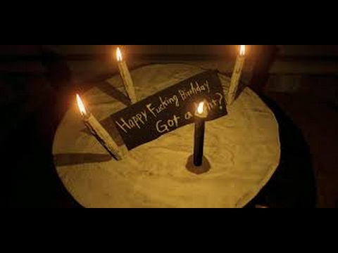 Resident Evil 7 - Put a Lit Candle on the Cake