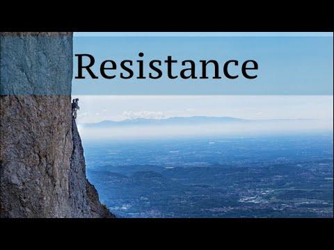 The War of Art: Resistance - The Art of Awareness