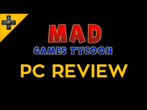 Mad Games Tycoon - PC Review