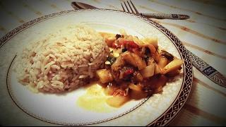 Dosakaya curry- рецепт из индийской кухни HOT!