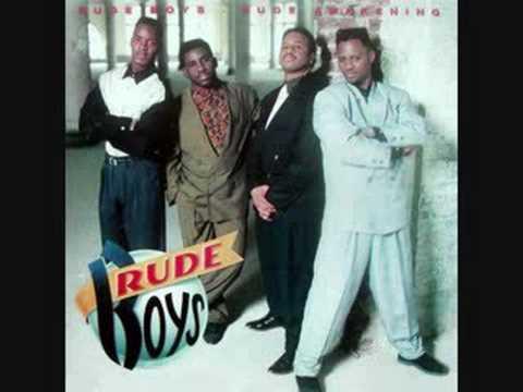Rude Boys- Written All Over Your Face
