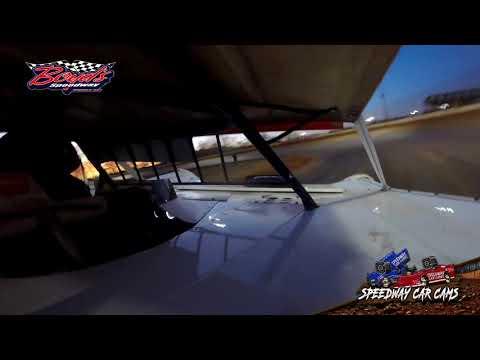#1C Colt Deverell - Heat Race Winner - Sportsman - 2-2-20 Boyds Speedway Cabin Fever - In-Car Camera