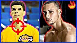 Will Lonzo Ball be DESTROYED in the NBA?? NBA players say they TARGET Lonzo Ball!