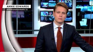 Strömavbrott orsakar stora tågförseningar - Nyheterna (TV4)