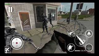 Modern Commando Action Games - Android Gameplay HD