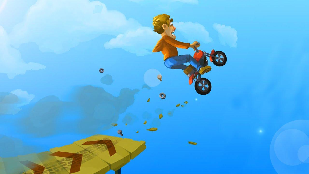 Игровой про Машинки и Мотоциклы. Игра как про Мотоциклы - Fail Hard | Играть Мотоциклы