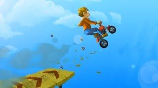 Игровой мультик про машинки и мотоциклы для детей.  Игра как мультик про Мотоциклы - Fail Hard(Увлекательная игра мультик про машинки и мотоциклы, в которой предстоит преодолеть множество трюков и..., 2016-08-15T08:39:57.000Z)
