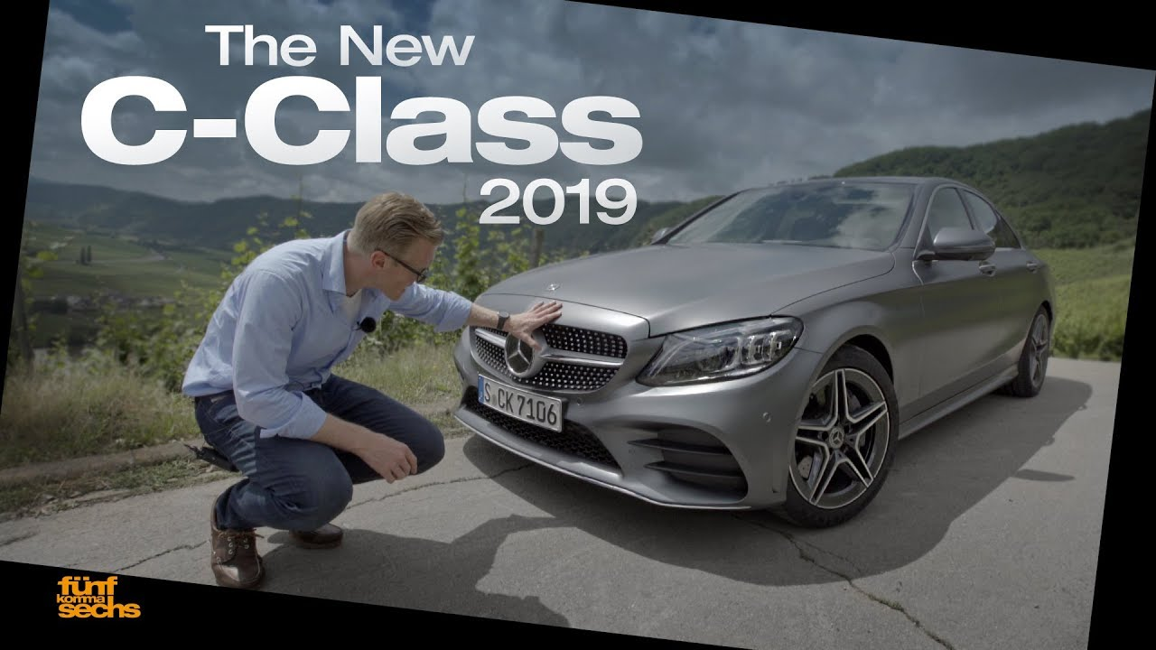 The New Mercedes C Class 2019 Test Drive Review German