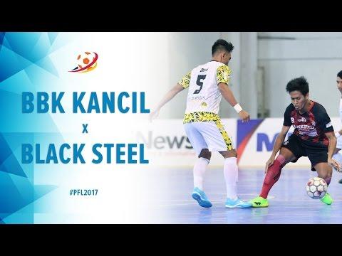 Kancil BBK Pontianak (6) VS (7) Black Steel Manokwari - Pro Futsal League 2017