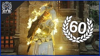 For Honor - REPUTATION 60 HITOKIRI DUELS!