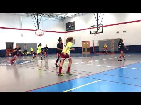 Sporting Maryland vs Alexandria US Futsal Championship Game