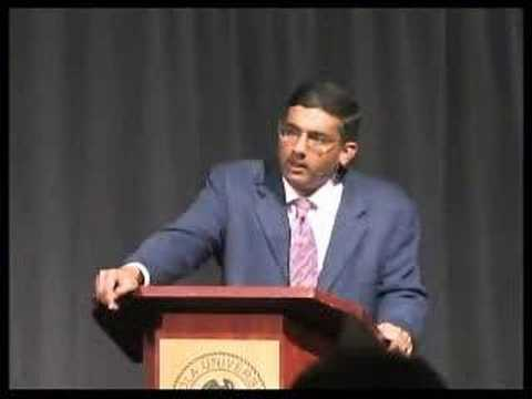Part 8 - Dinesh D'Souza Debates Peter Singer