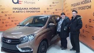 Отзыв клиентов о покупке автомобиля а Автоцентр Моторс