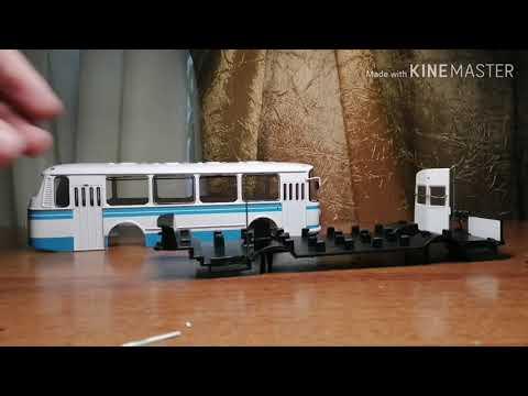 ЛАЗ-695Н | НАШИ АВТОБУСЫ ОТ MODIMIO COLLECTIONS | Доработка модели