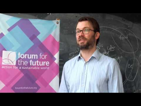 edie interview: David Bent, Forum for the Future