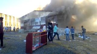 FIRE @ Debre berhan university