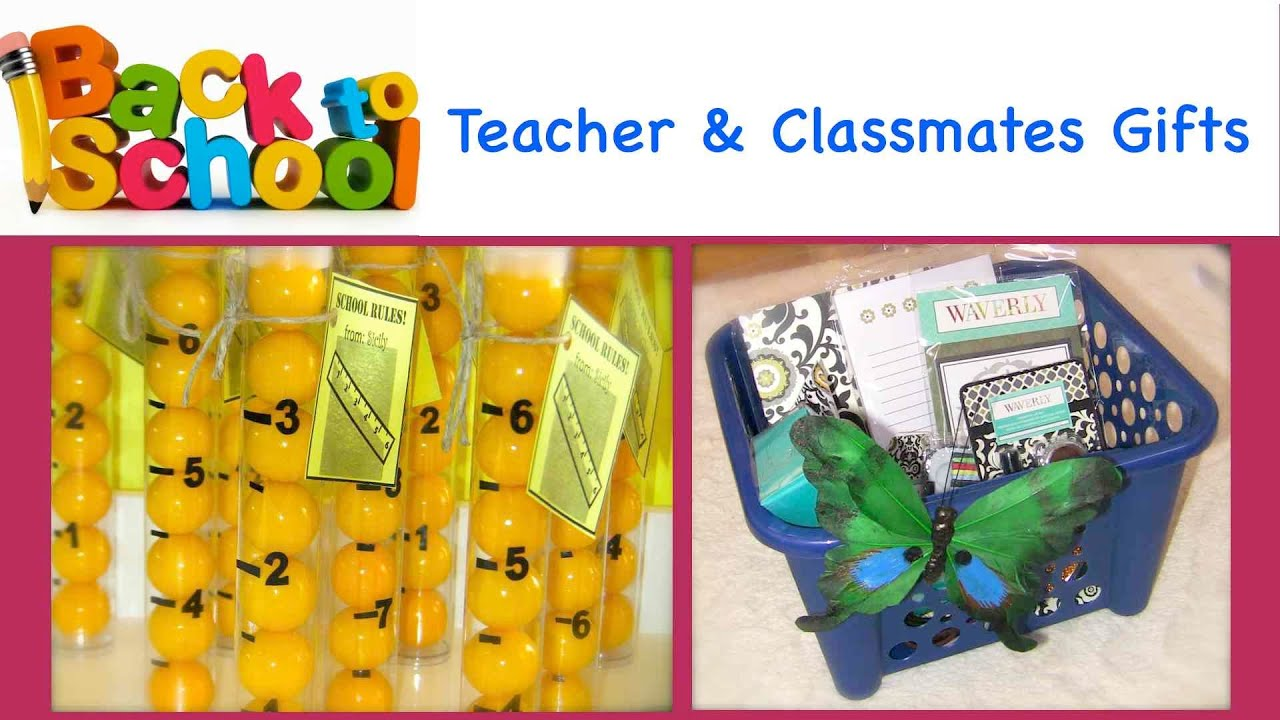 School teacher christmas gift ideas