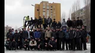 ТТ ( турниковое турне) 2011 Воронеж,Старый Оскол.