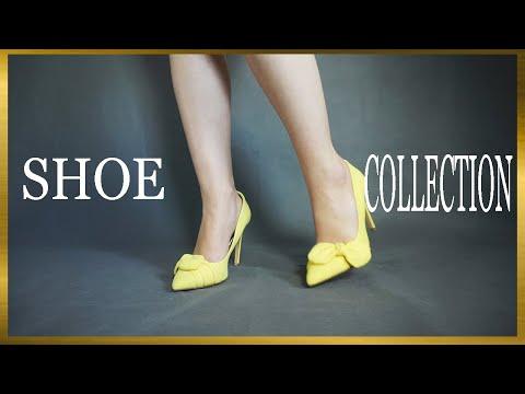 Pantofi dama comozi si eleganti din piele lacuita neagra from YouTube · Duration:  33 seconds