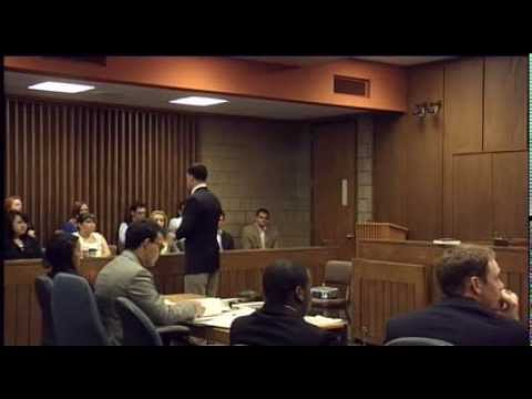 Law and Legal Mock Trial Spring 2014