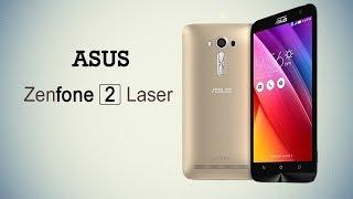 ASUS Zenfone 2 Laser : обзор смартфона