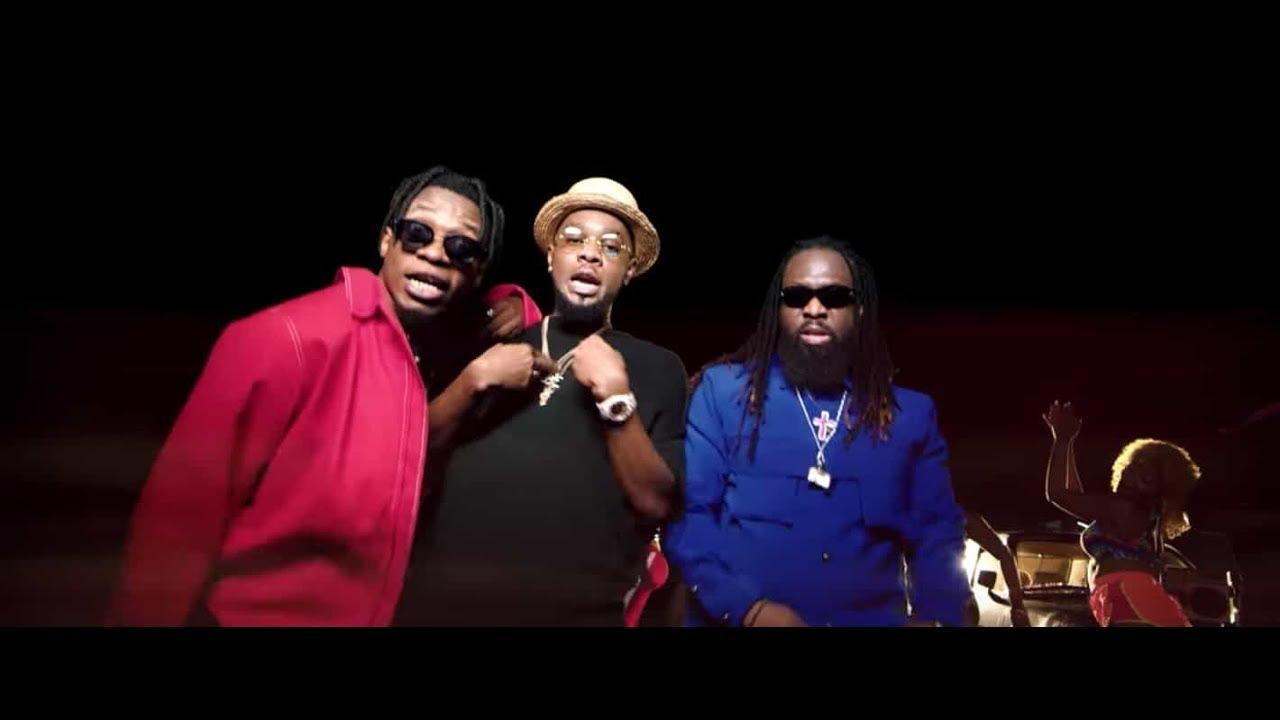 Download Timaya, King Perryy & Patoranking - Kom Kom (Official Video) | Reactions