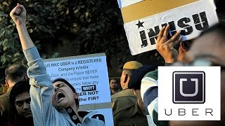 Unverified Uber Driver Rapes 25-Year-Old Woman In India thumbnail