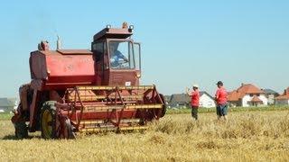 XI festiwal starych ciągników i maszyn rolniczych Wilkowice 2012