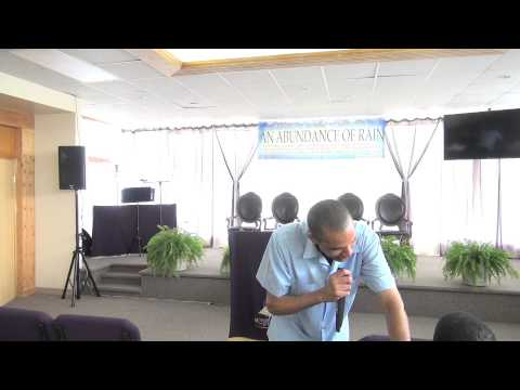 Apostolic Preaching: It's Going to Rain (Conference 2013)