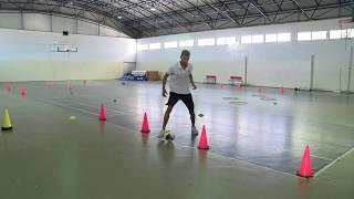 GAÜ Beden Eğitimi ve Spor Öğretmenliği Özel Yetenek Sınavı Parkuru 2018