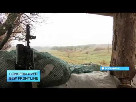 Frontline Shifts near Mariupol: Ukrainian troops report neutral territory to be government-held