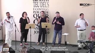 """Culto IPB Rocha Eterna Tatuí  """"O centurião cheio de fé ."""" 07.02.21"""
