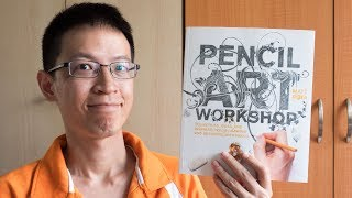 Book Review: Pencil Art Workshop by Matt Rota
