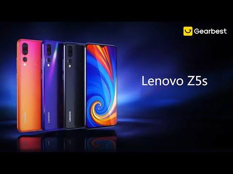 Lenovo Z5s 4G Phablet - Gearbest.com
