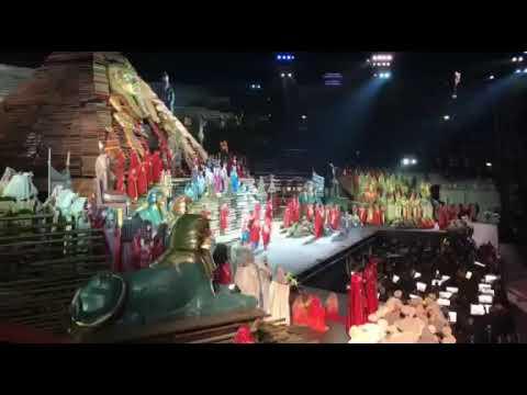 Aida sortita Amonasro