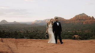 You Are The Eye of the Storm | Sedona & Flagstaff | Concetta Films Elopements