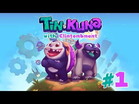 Tin & Kuna Episode 1: Cute Platformer Pill Bug Thing |