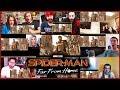Spider-Man: Far From Home Teaser Trailer 1 Reactions Mashup