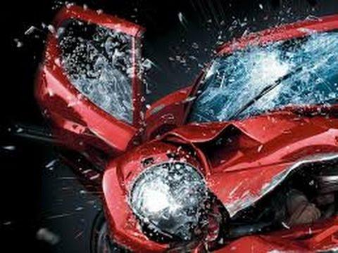 نصف ساعه من اقوى حوادث السيارات في روسيا.HD