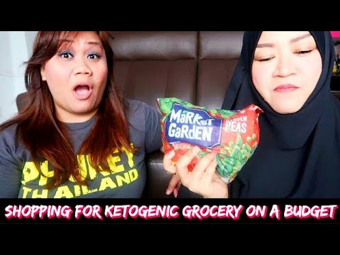 What Is Ketogenic Diet | How To Shop And Plan For Keto Food Grocery On A Budget | Singapore