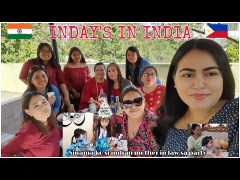 BUHAY SA INDIA / NAGKITA KITA ANG MGA INDAY'S IN BANGALORE / FILIPINA INDIAN FAMILY